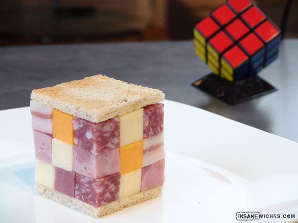 Rubik's Cubewich