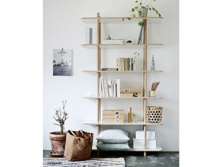 Skagerak DO Shelf System 6 Shelves