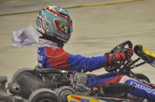 Our rider in action..!! ~ Helmets4Fun - Hand Painted Helmets - Make your own helmet design today..