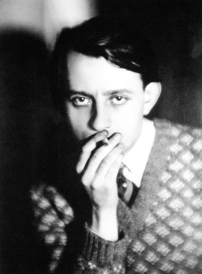 Germaine Krull, André Malraux, 1930