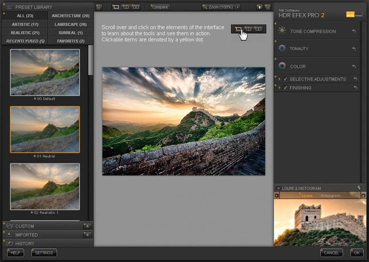Nik Software HDR Efex Pro 2, les nouveautés