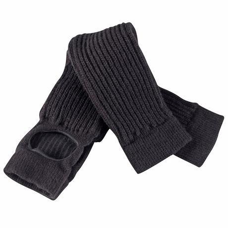 Dámské taneční návleky na nohy černé