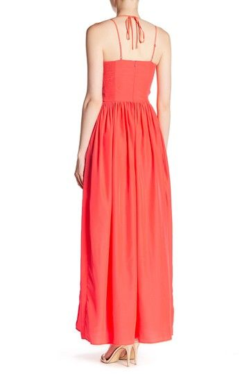 Rio Halter Maxi Dress by A by Amanda on @nordstrom_rack