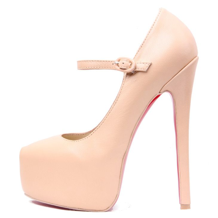 Nude pump <3: Fashion Shoes, 160Mm Daffodils, Blushes Pink, Lights Pink, Pastel Pink, Pale Pink, Leather Pumps, Nude Heels, Daffodils Leather