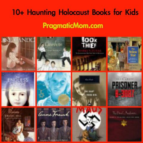 10 Haunting Holocaust Books for Kids
