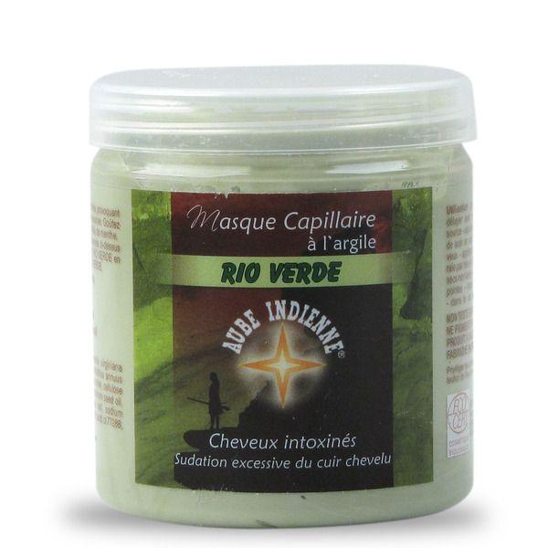 La Vie Naturelle Masque capillaire naturel à l'argile, cheveux intoxinés, sudation excessive du cuir chevelu http://www.la-vie-naturelle.com/fre/2/masque-capillaire-rio-verdecheveux-intoxines