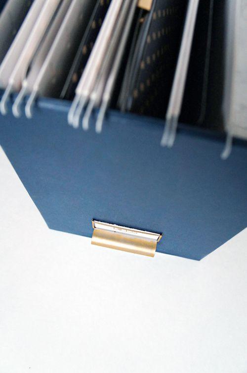 IHeart Organizing: Quick Tip Tuesday: Organized Bill Box!