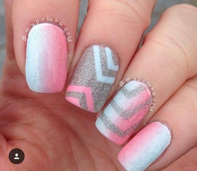 2736 best Nail Art images on Pinterest | Make up, Nail art at home ...