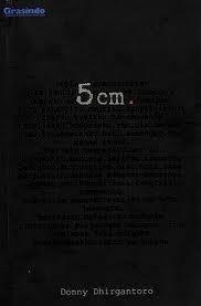 "Donny Dirghantara's ""5cm."""