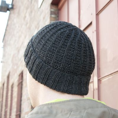 A fun-to-knit beanie pattern will serve a knitter well during the winter season. Not only are beanies a great way to keep warm, but hand-knit hats are easy to make and always popular gifts. This beanie can be worn cuffed for un cuffed