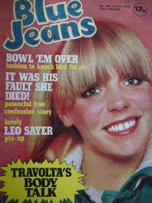 Blue Jeans magazine, and Jackie. The teenage years began....