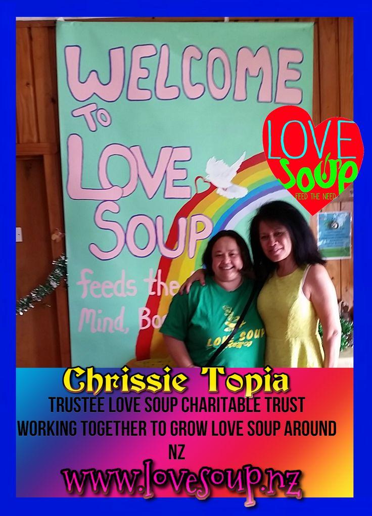 Chrissie Trustee Love Soup Charitable Trust