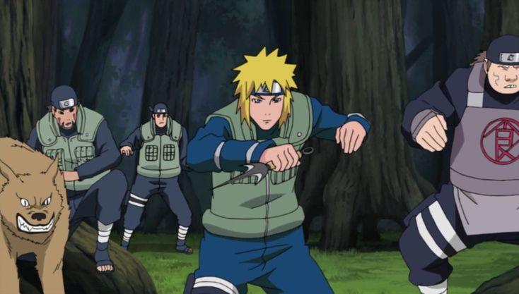 Kashin Koji and Minato