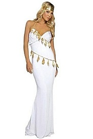 Goddess of Sparta... cool Halloween costume idea