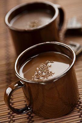 Pravá horká čokoláda s vůní kávy, Alesio - česká značková káva