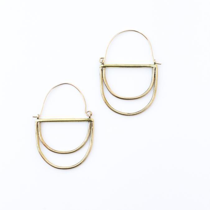 Image of Delos Earrings