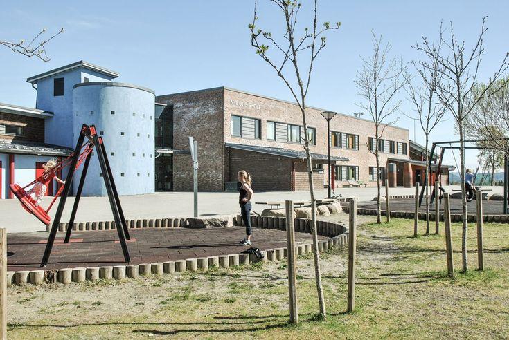 Nyborg skole (2004) – ARC arkitekter