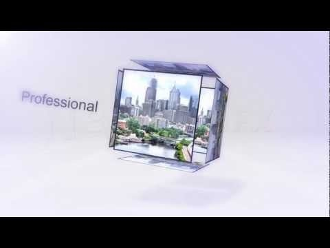 Corporate Cube - After Effects Template