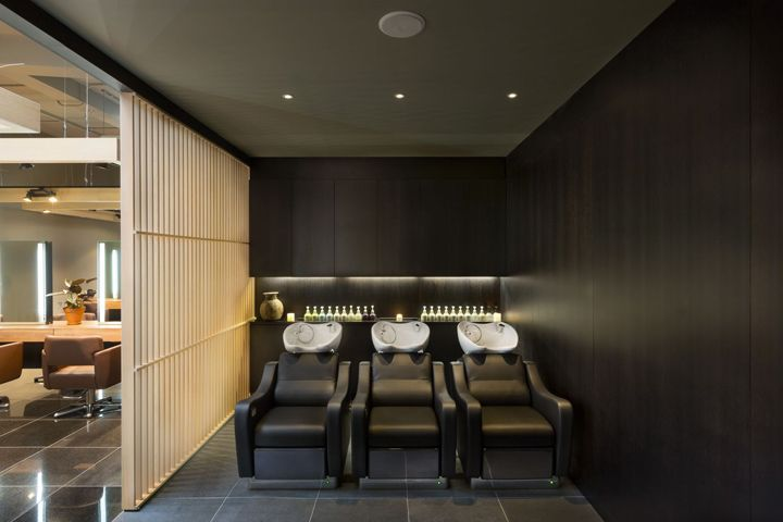 Aveda lifestyle salon spa by reis design london store for Interior stylist london
