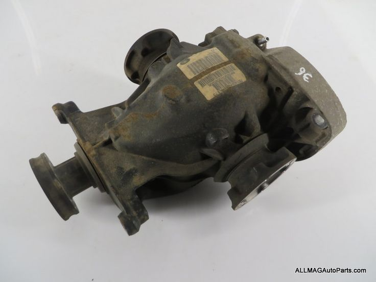 2003-2005 Range Rover Rear Differential Assembly 3.73 Gears 36 TBB000070 HSE L322