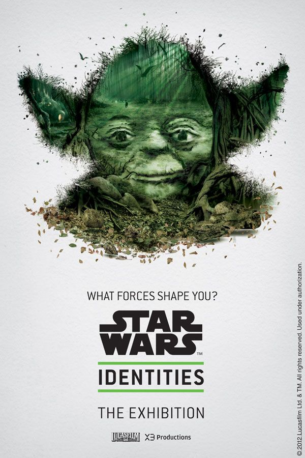 What Forces Shape You? - Yoda, Star Wars Identities