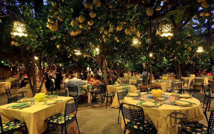 I 6 migliori ristoranti di Capri dal sapore indimenticabile