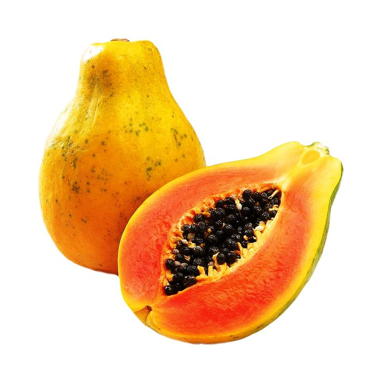 Papaya - Soft and creamy taste, aromatic flavour, rich orange colour and a myriad of health benefits to offer, that's papaya fruit for you. The bright orange fruit with jelly-like black seeds is considered to be among and the healthiest and most nutritious fruits in the world. It is also very versatile as it can be enjoyed in a number of ways. Regular consumption of papaya improves the health of the cardiovascular system of the body and it also protects again colon cancer.