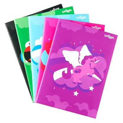 Dreams range exercise books