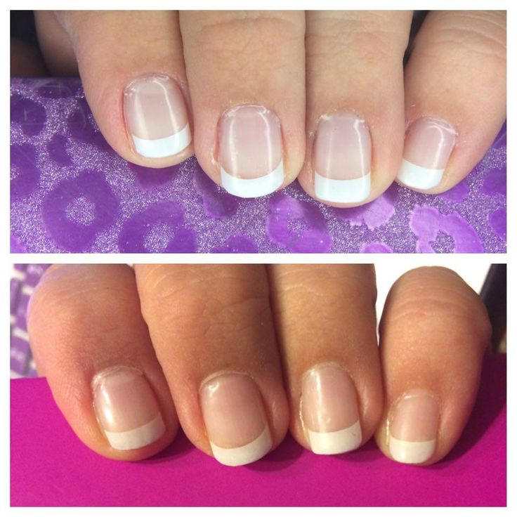 I am so in love with my at home TruShine Gel Enamel System!  These are Jamberry French tips with the clear gel over the top of them.  The top picture is day one and the bottom is day SEVEN!  Totally looked like I had them done at the salon.... but I didn't!  I did them myself!    If you would like more information about how you can do yours too, please add me as a friend on Facebook or email me!  https://www.facebook.com/hart.jenn and my email is jenniferhartjam@yahoo.com
