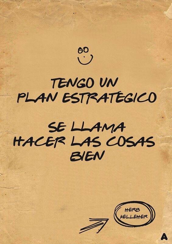 Esto es #estrategia, por definición :) #Superación