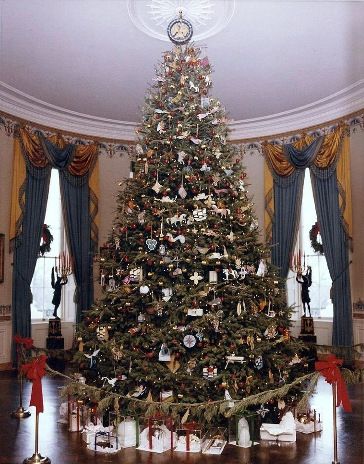 557 best Christmas at the White House images on Pinterest