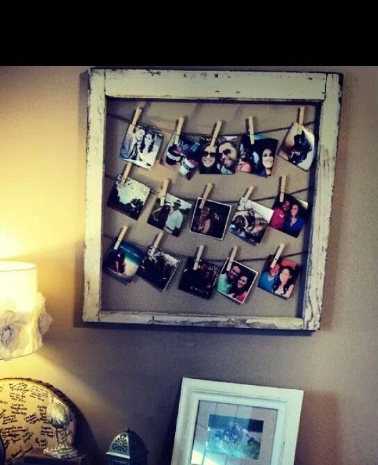 Best 25+ Clothes pin frame ideas on Pinterest | Clothes ...