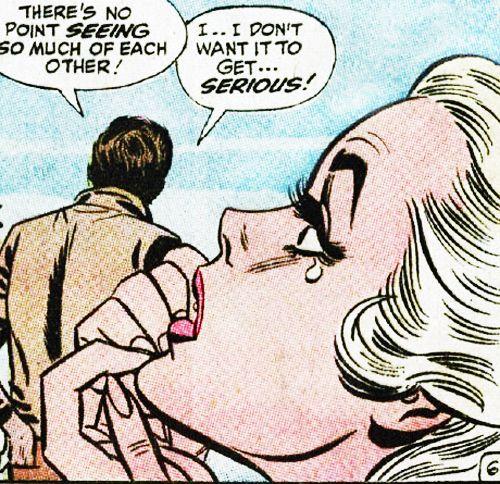 retro romance comics - Buscar con Google