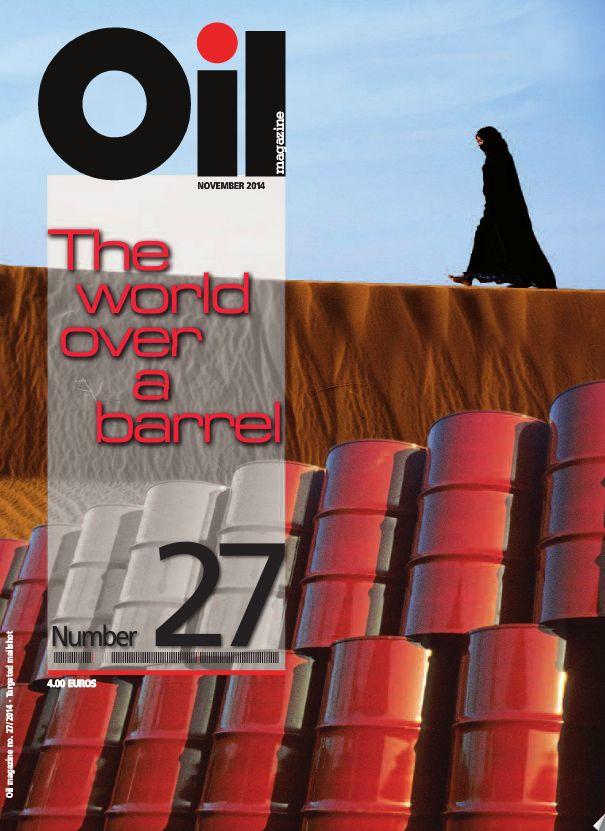 """Read """"Oil Number 27"""" here http://bit.ly/1WNDshZ #OilMagazine #oilandgas #oil #energy"""