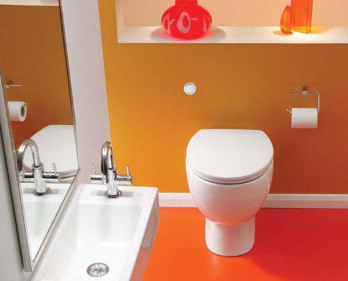 25+ melhores ideias sobre Banheiros Modernos E Baratos no Pinterest  Azulejo -> Banheiros Modernos Pequenos E Baratos
