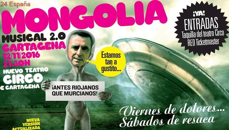 Ortega Cano se enfrenta a la revista «Mongolia» por un cartel satírico