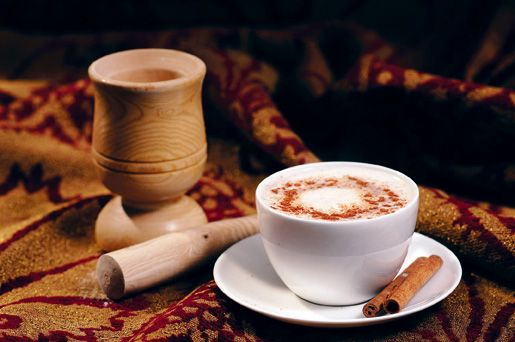Turkey has one of the oldest coffee making traditions in the world. To learn more, visit: http://www.goturkey.com