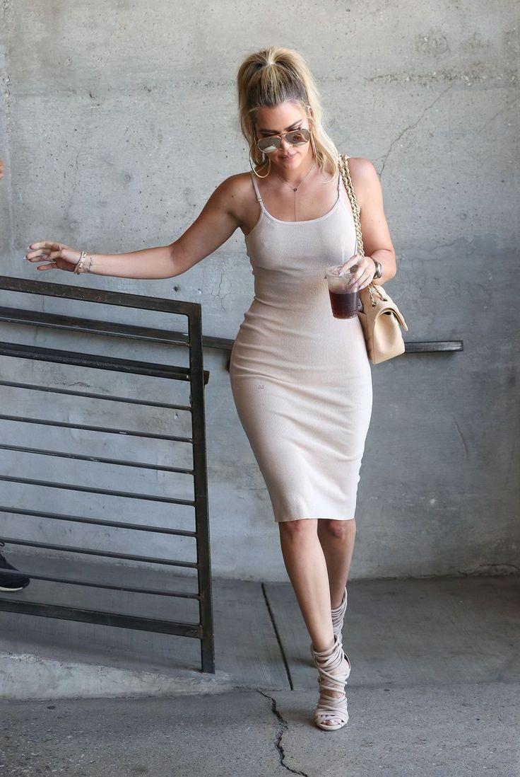 July 18, 2016 - Khloe Kardashian at Milk Studios in Hollywood.