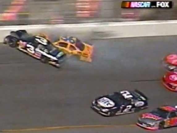 Dale Earnhardt Crash | ... Of Not Talking About Crashes — Including Dale Earnhardt's Death