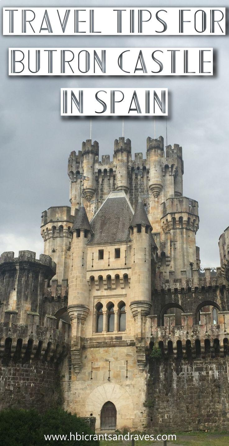 Travel Tips for Butron Castle, the Hermitage of San Juan, & San Sabastian, Spain