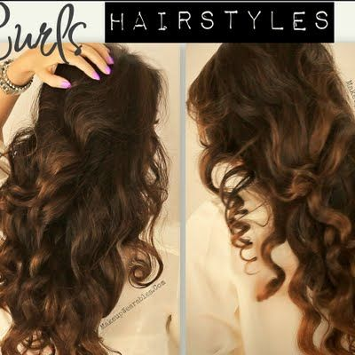 care free curl instructions