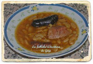Fabada Asturiana, de Goyi