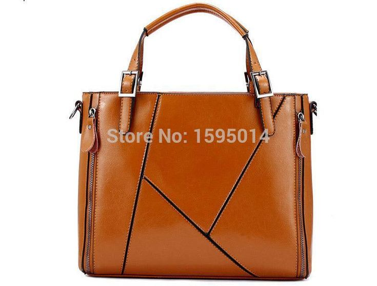 New  trend of selling European-style Messenger Bags ladies fashion handbags women's singles shoulder bag Stitching Free Shipping