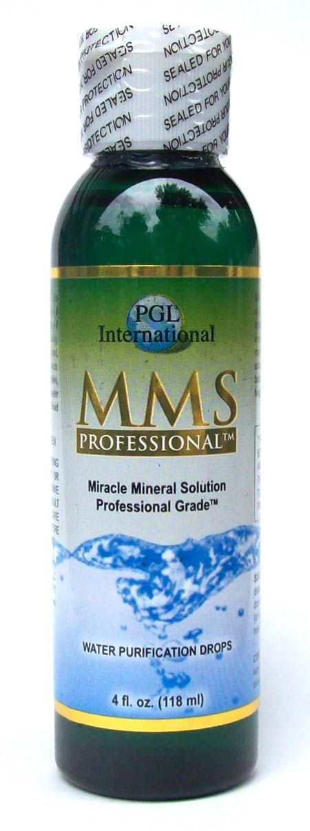 Miracle Mineral Supplement