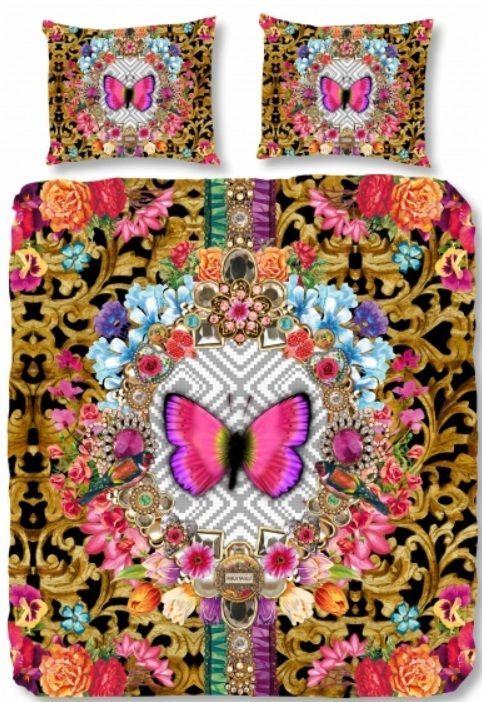 Dekbedovertrek Butterfly van Melli Mello