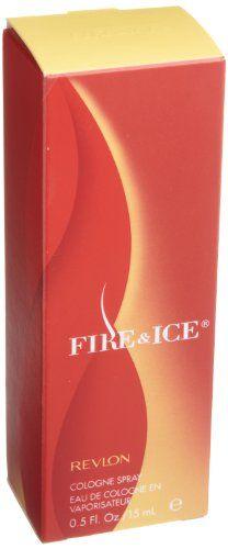 Revlon Fire and Ice for Women, 0.5 Fluid Ounce