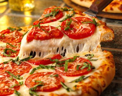 I absolutely love pizza & will be eating some at our real estate class this evening!