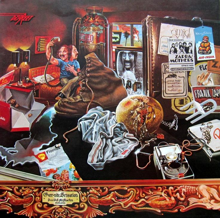 Frank zappa overnite sensation