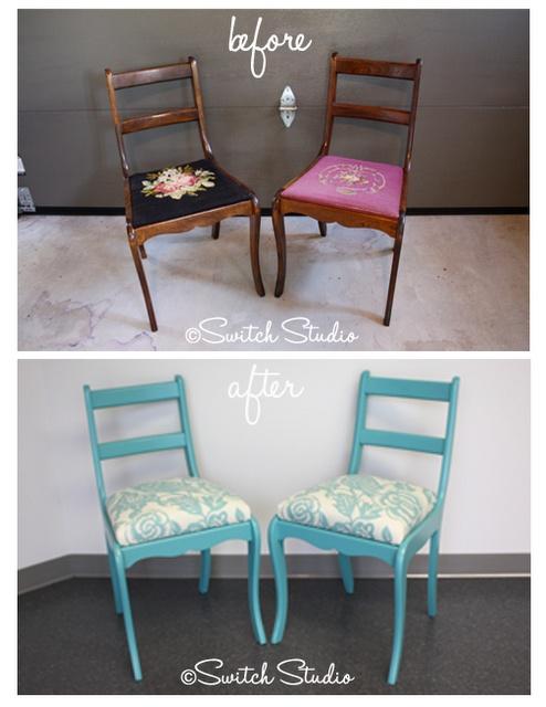 for grandma's chairs