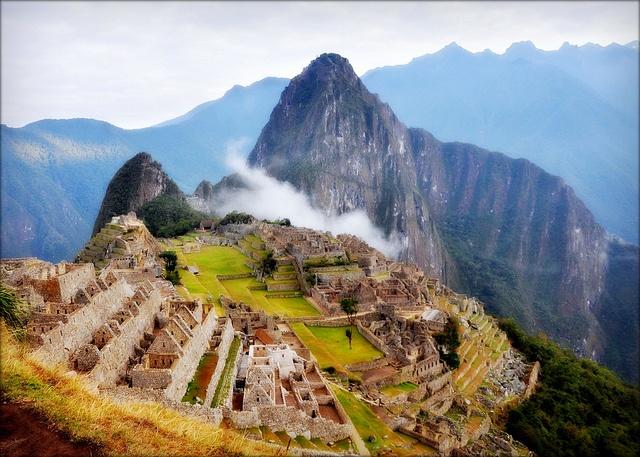 Machu Picchu, Peru (photo by me)